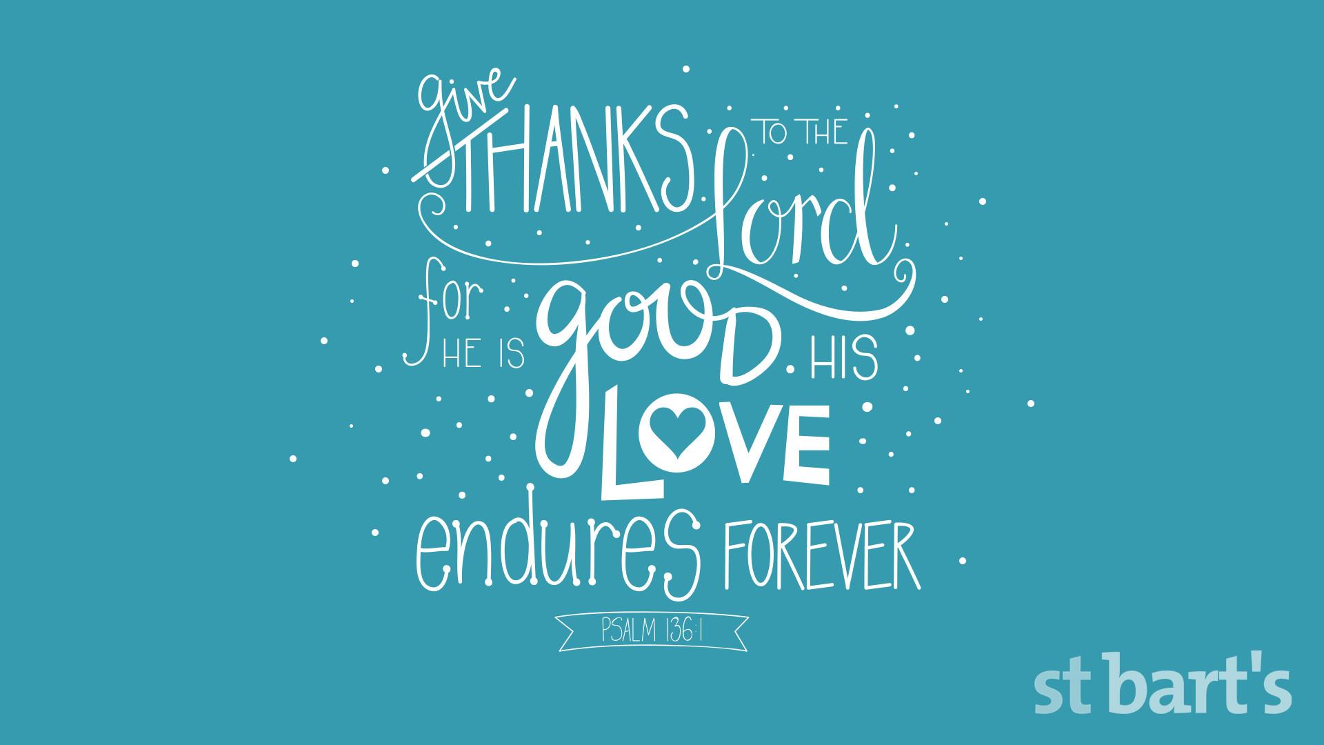 A Call to Gratitude