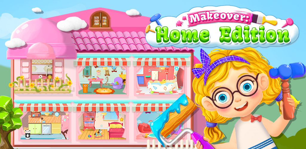 DREAM HOUSE - KIDS ROOM DESIGN  As a hot shot decorating diva, cute doll Mable's skills are in high demand! All the town is lining up to get her to decorate their houses, but she needs to take care of your own first. Can you help?