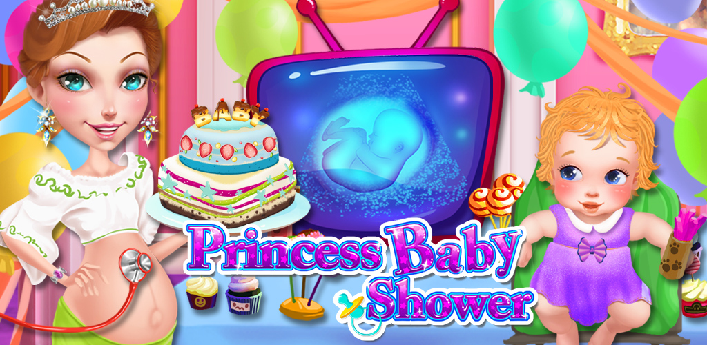 MY BABY SHOWER - MAKEOVER GAME  Did you hear the good news? Princess Louise is having a baby! She's about to become a real royal mommy..and she needs your help! The princess wants to throw the perfect baby shower to celebrate the upcoming birth!