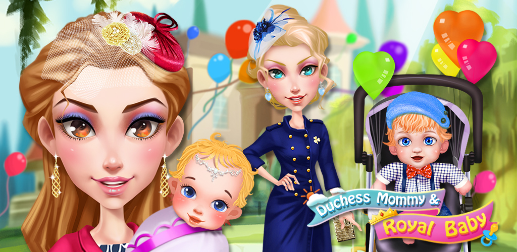 ROYAL DUCHESS MOMMY CARE MANIA  Did you hear the news? Lady Zara, Duchess of York, is going to be a mommy! It's up to you to make sure her appearance remains as radiant as ever while she's pregnant with her child!