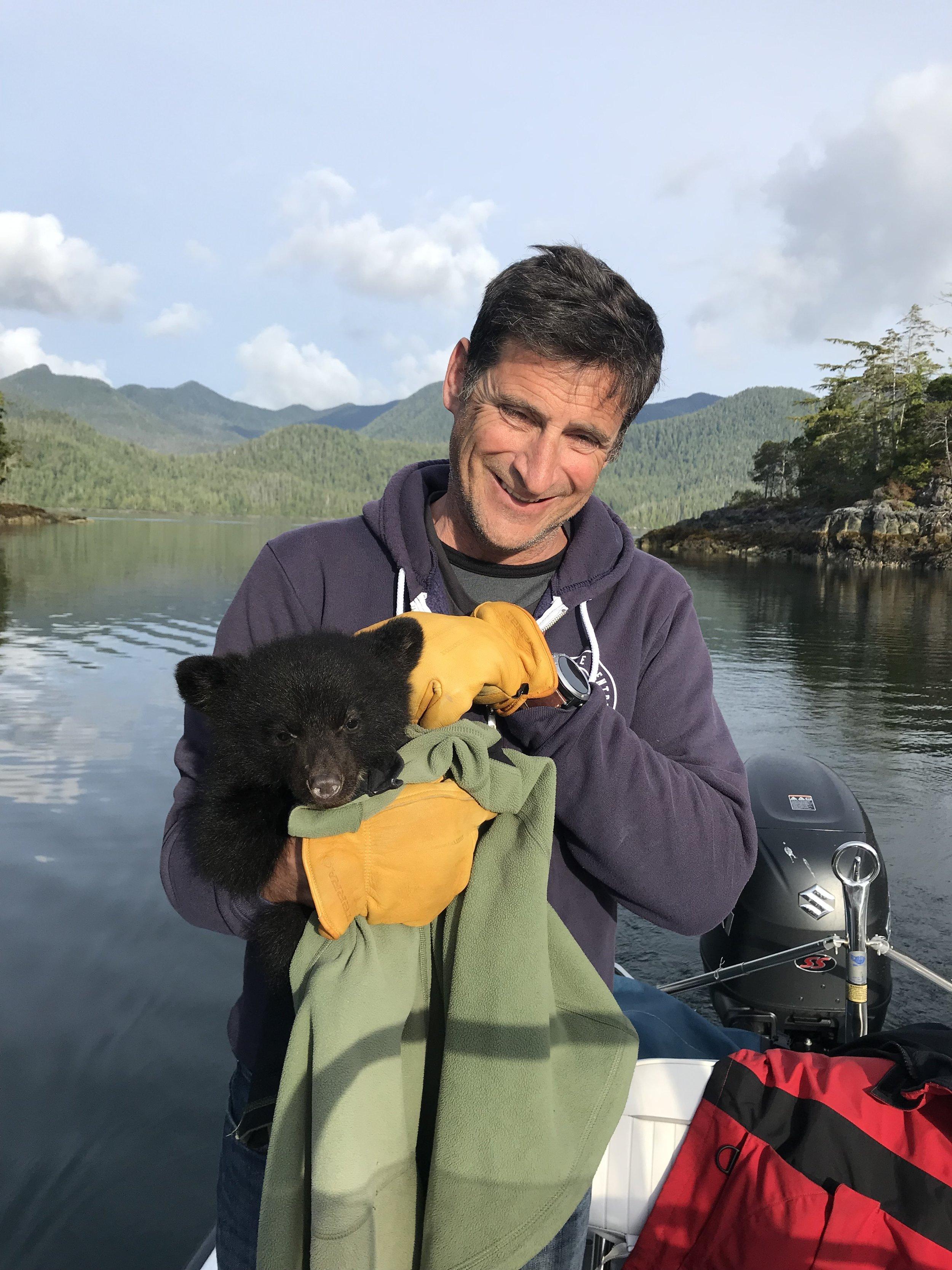 Tofino Bear Cub Rescue