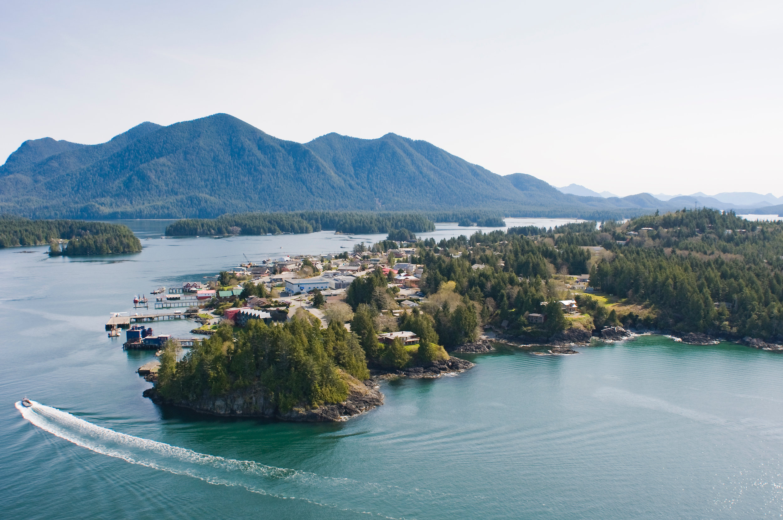 Sea to Sky Tour - Boat up to Hot Springs Cove and fly back to Tofino after your soak in the springs! Boat ride, rainforest hike, relaxing soak in the springs and a 15 minute plane ride back to Tofino. Perfect adventure tour!Tour Duration: 5 hoursDeparture Times: 9:00am, 11:00am & 12:00pmNote: This tour must be booked 24 hours in advance. Call 250.725.2132 for more information.