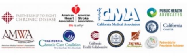 CA sponsors