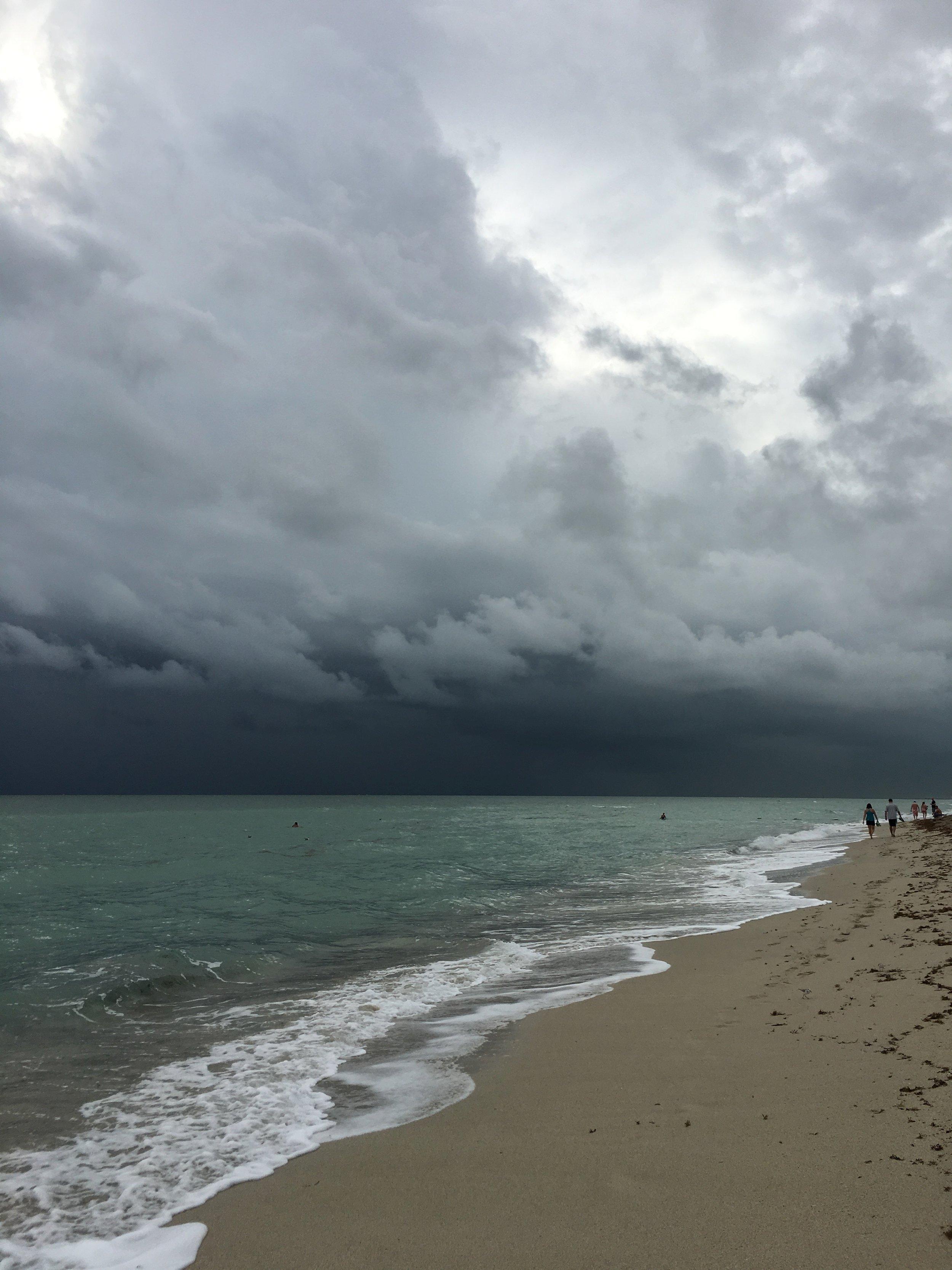 Orage, Miami beach  Miami