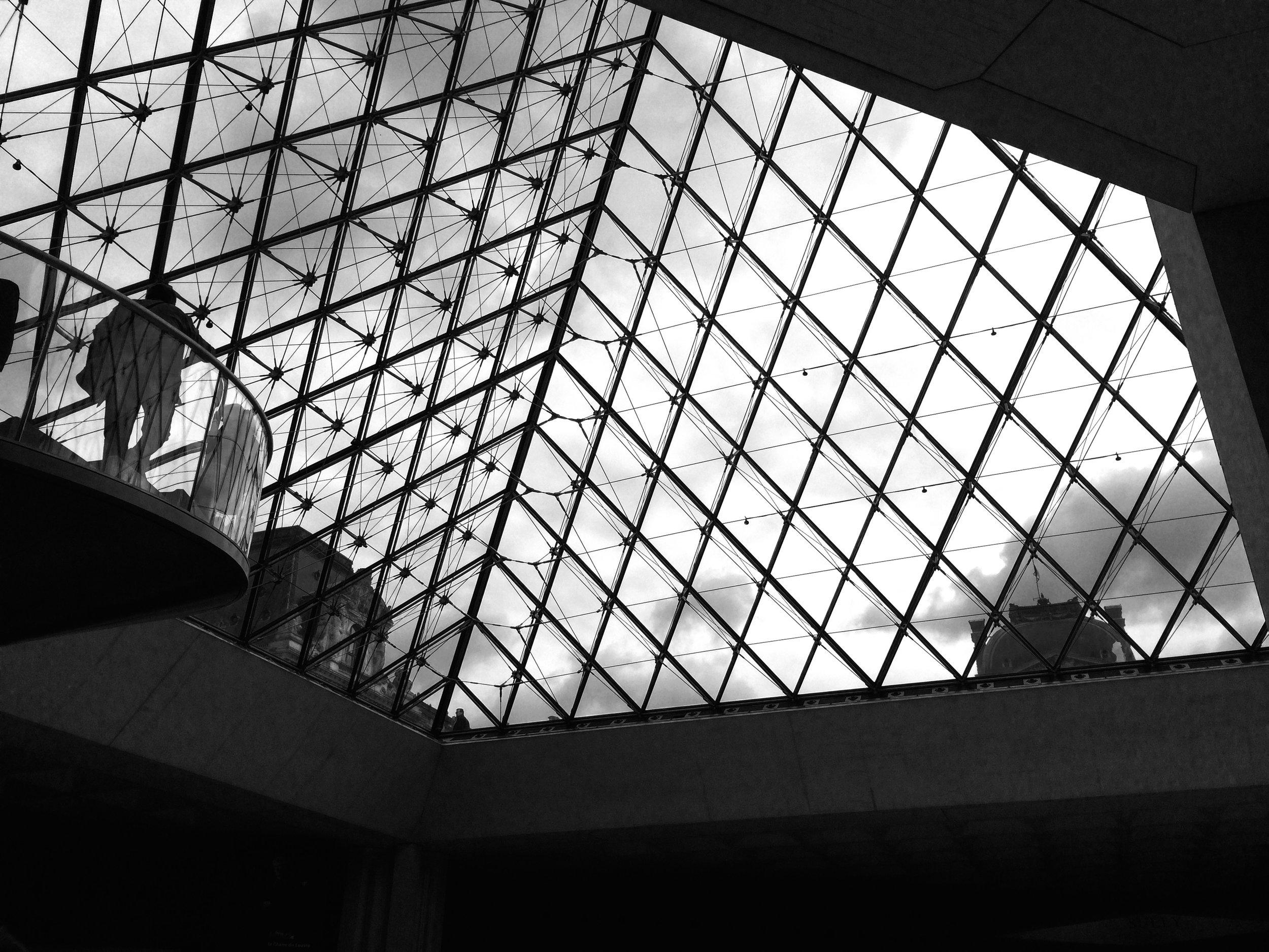 Musée du Louvre  Paris, Frace