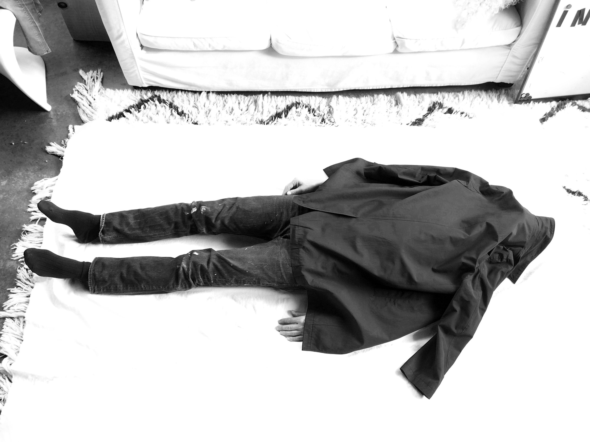 Étude, Gilles  Documentation pour les gisants  Montréal
