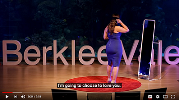 Plus-size? More like my size. - The stunning Ashley Graham, one of the top super models in the world, gives a 10 minute talk on finding love for yourself the way you are.