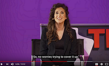 In my chair - Eva DeVirgilis is a makeup artist who speaks about the women who sit in her chair, the things they say about themselves,and HER perspective on them. This is a very powerful video!