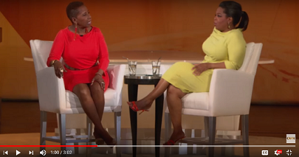 Why you should put yourself first. - Iyanla Vanzant speaks about how it is not selfish to put yourself first. We cannot give to others to the extent that we sacrafice our own needs.