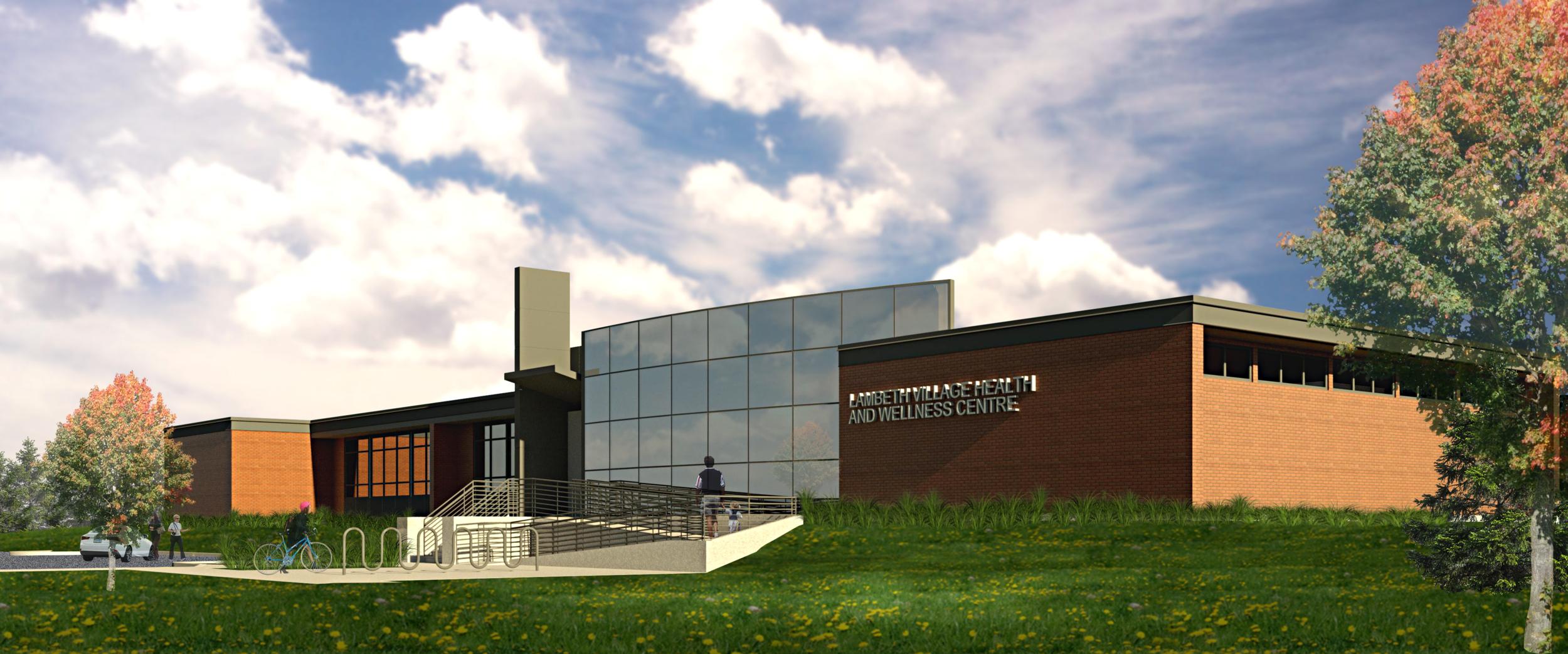 Lambeth Village Health And Wellness Centre (In Progress) | London, Ontario