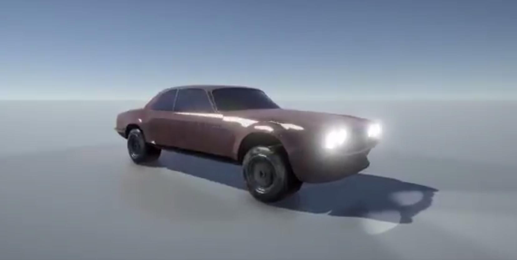CelShading & Cars -