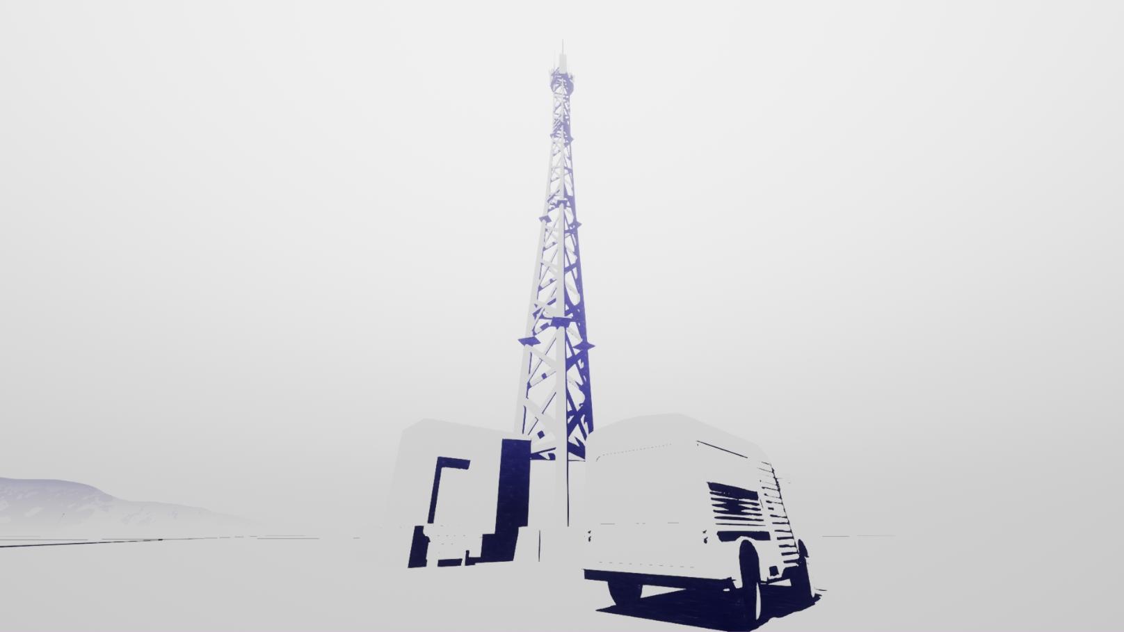 Tower and van tests