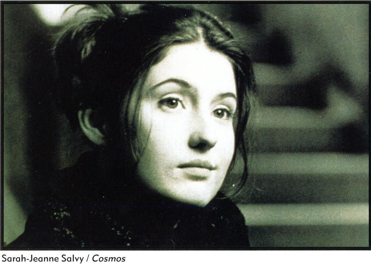 Sarah Jeanne Salvy dans Cosmos_1997.jpg