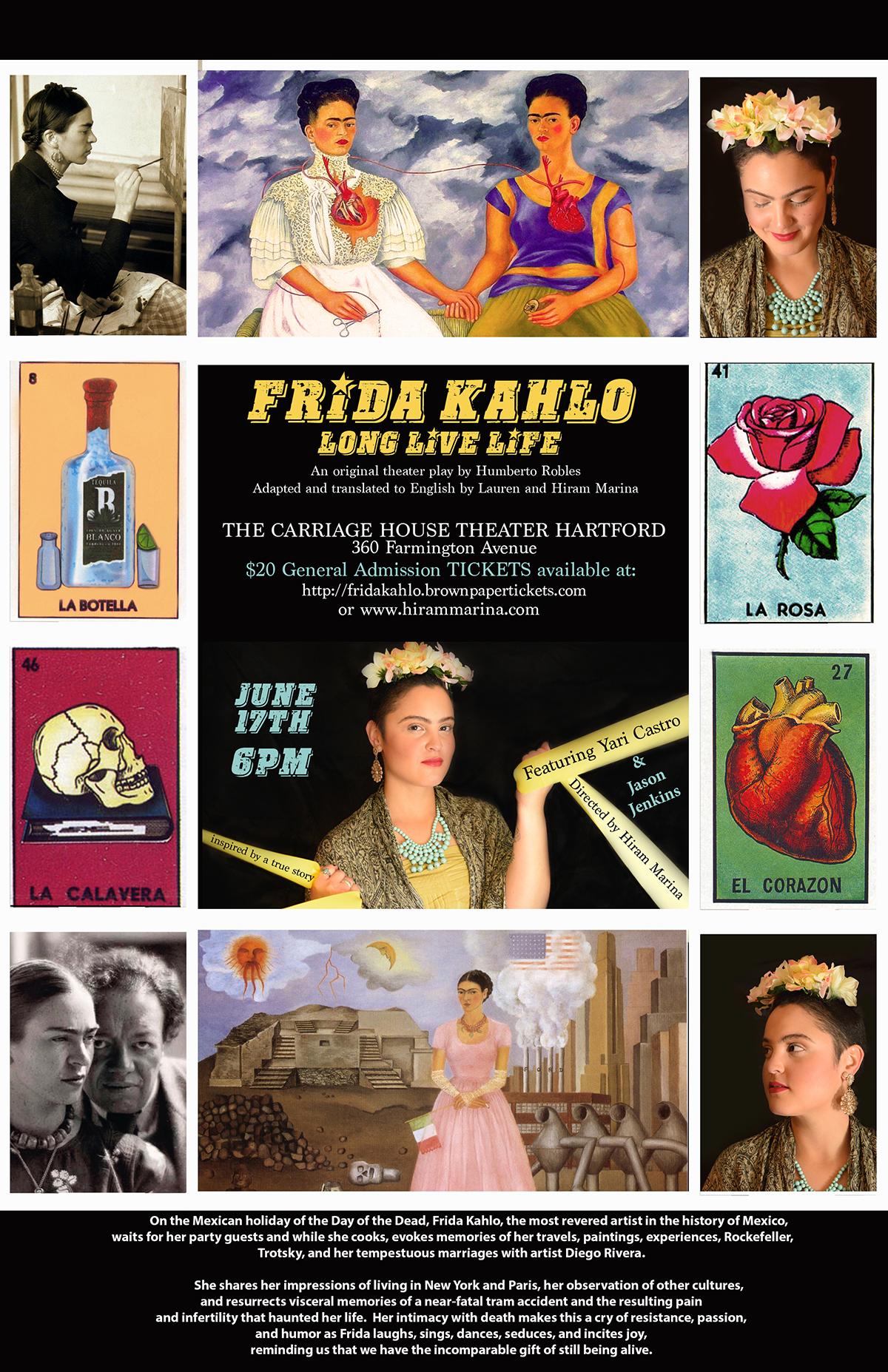 Frida Kahlo: Long Live Life!