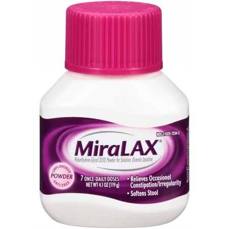 Transitioning Your Child Off Miralax or Laxatives — Autism