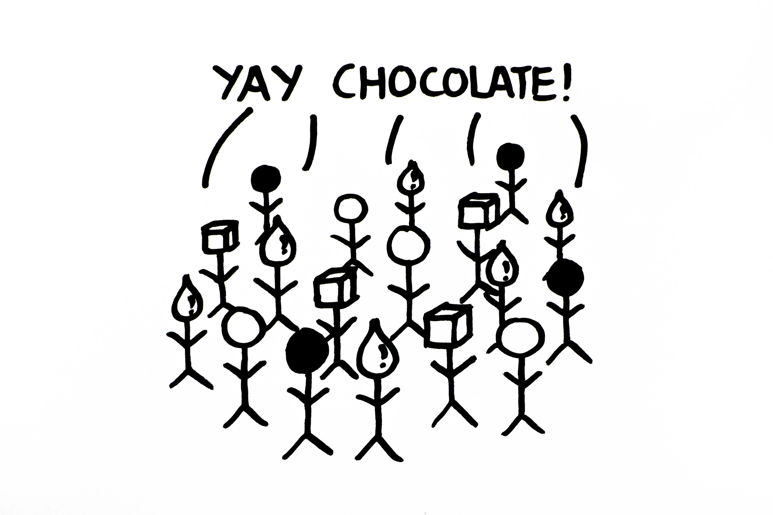 4 - Chocolate again!
