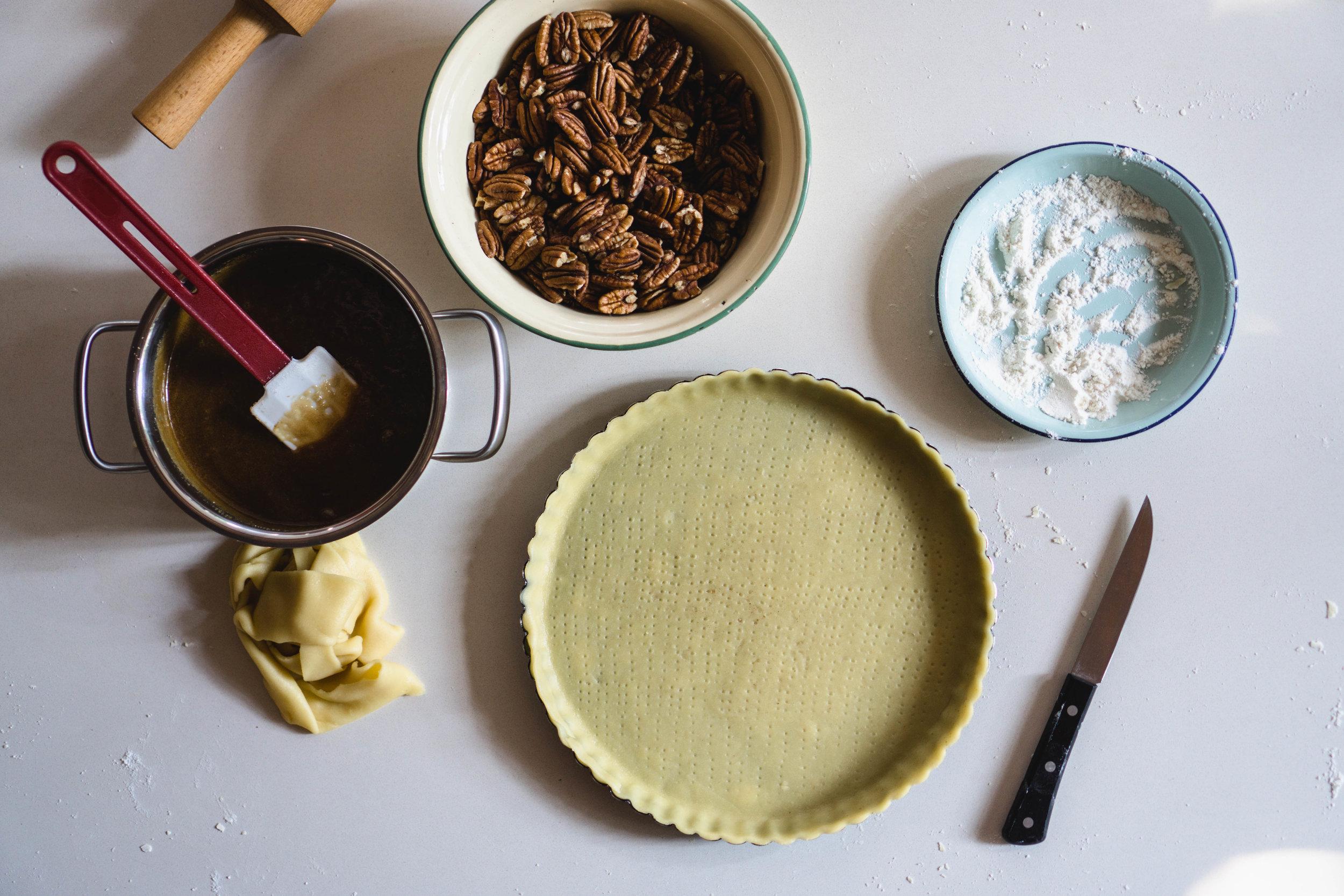 Pie prep