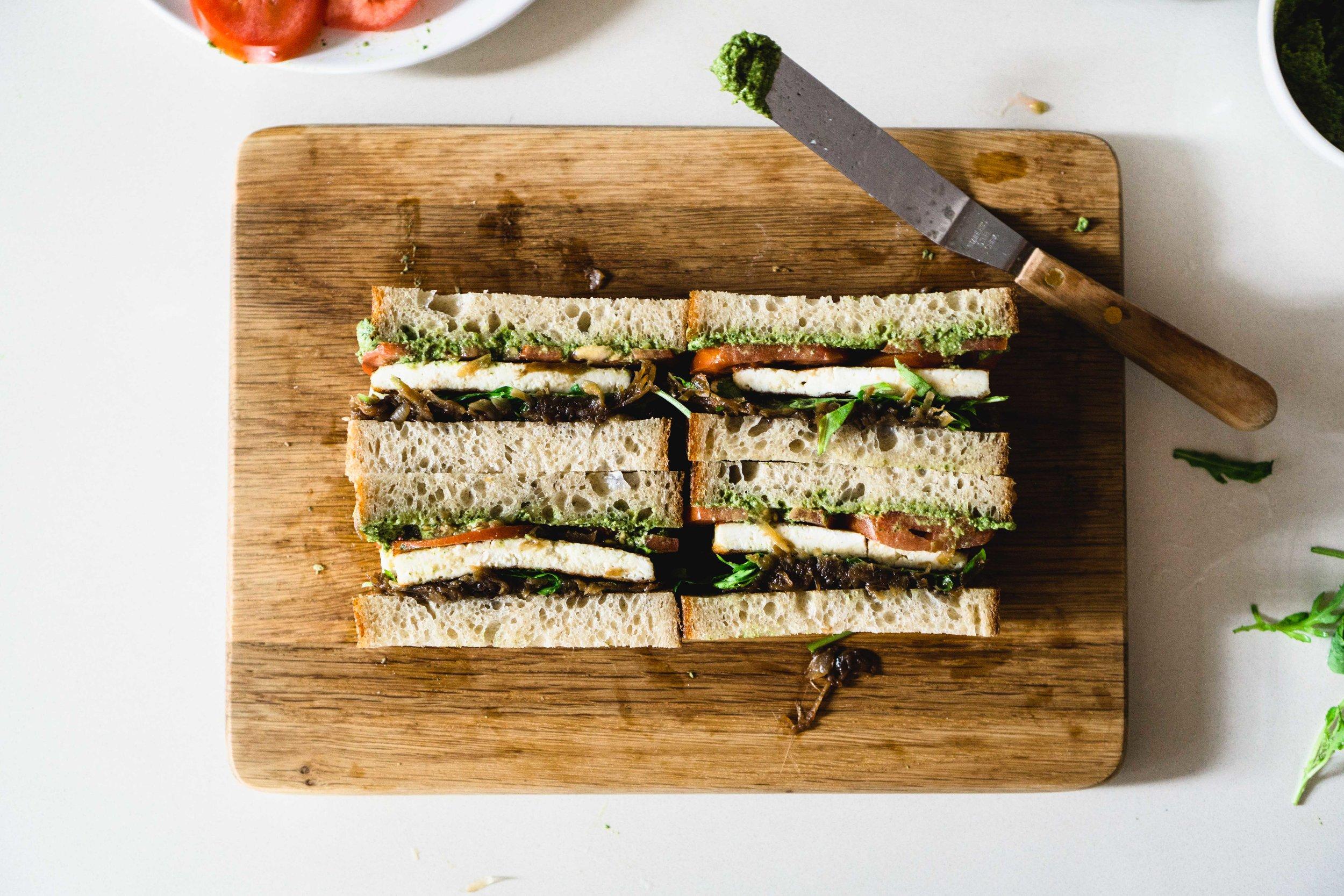 Sandwich Cross-Section