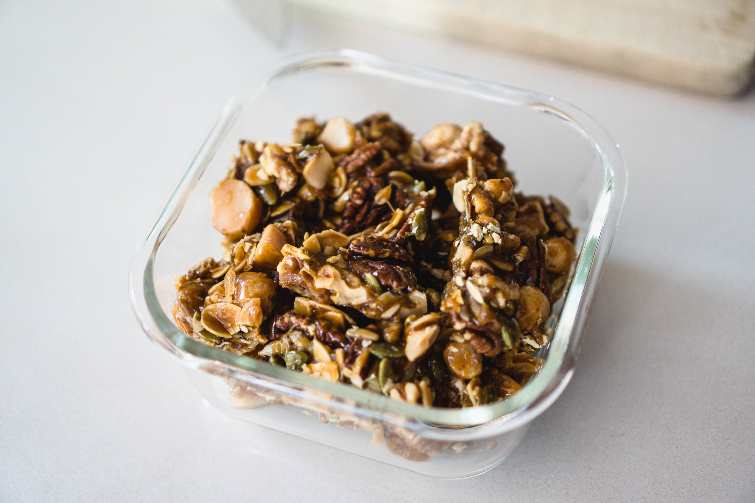 Any-Nut Brittle