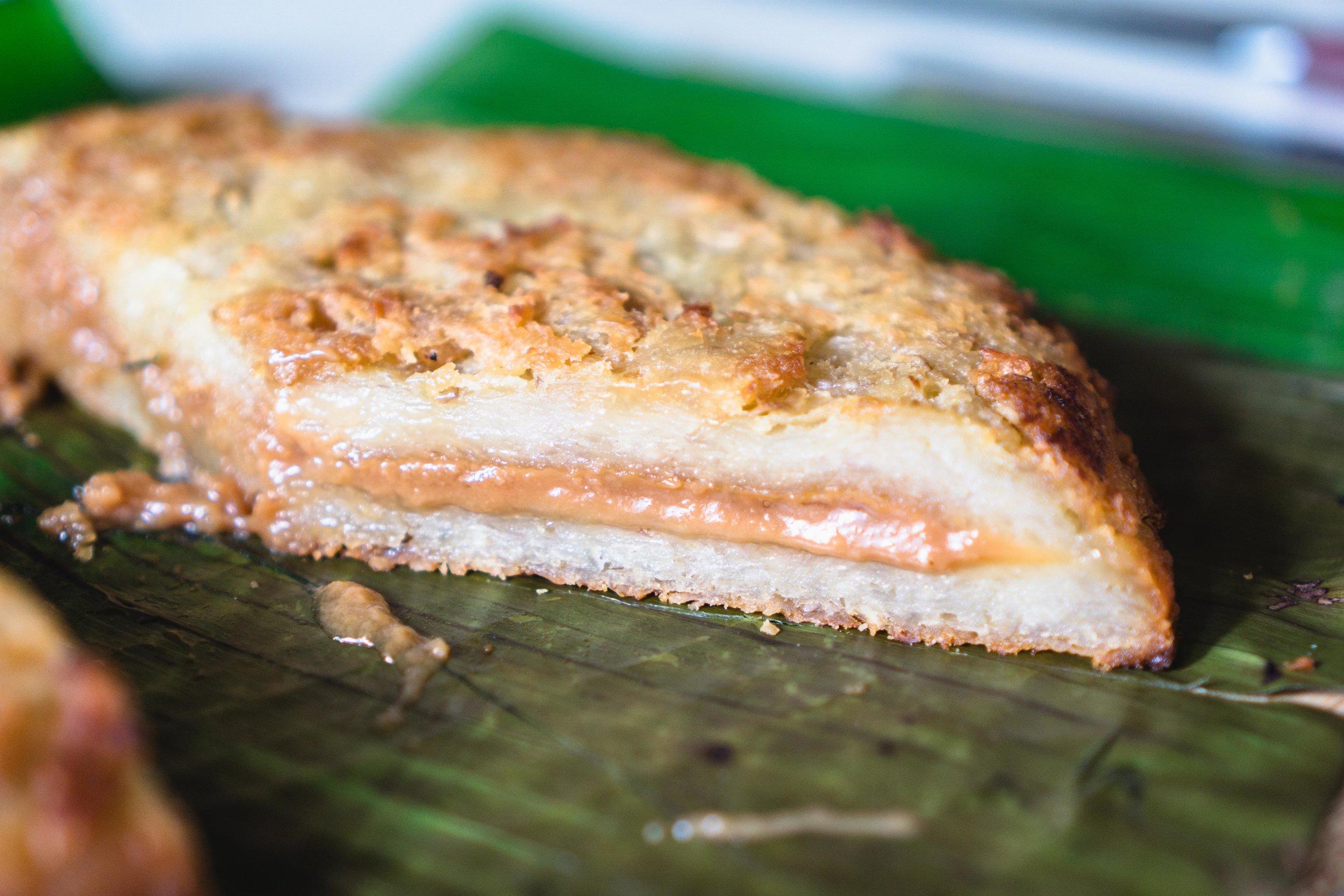 Bingka Ubi (Tapioca Cake) Special