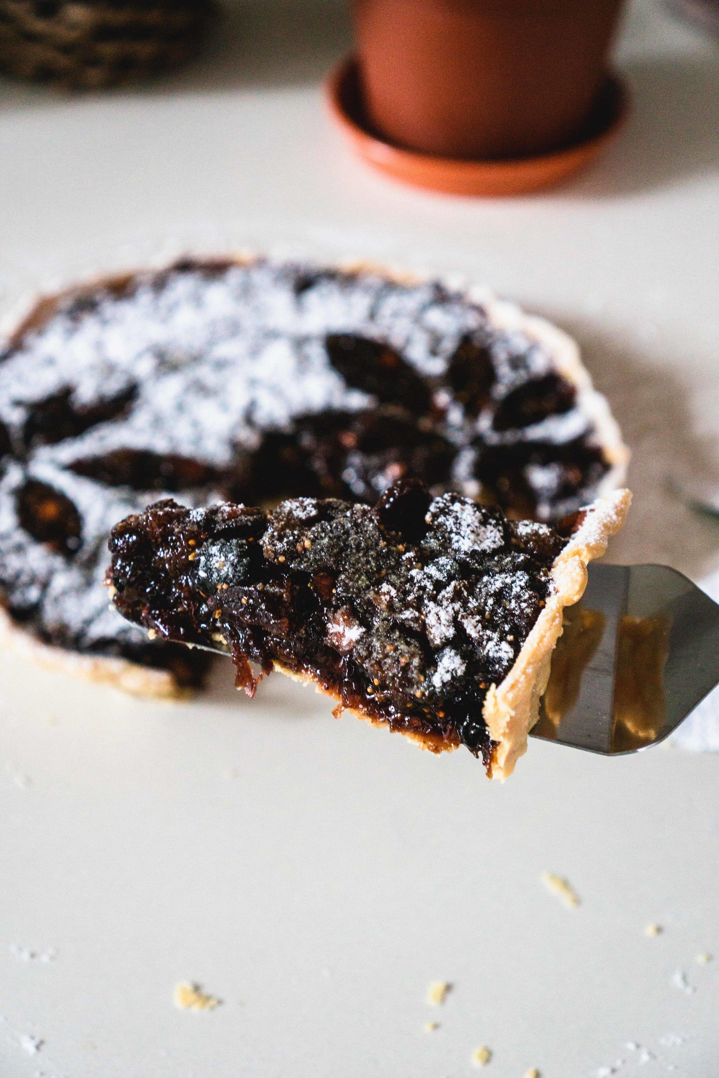 Mince Pie-Tart