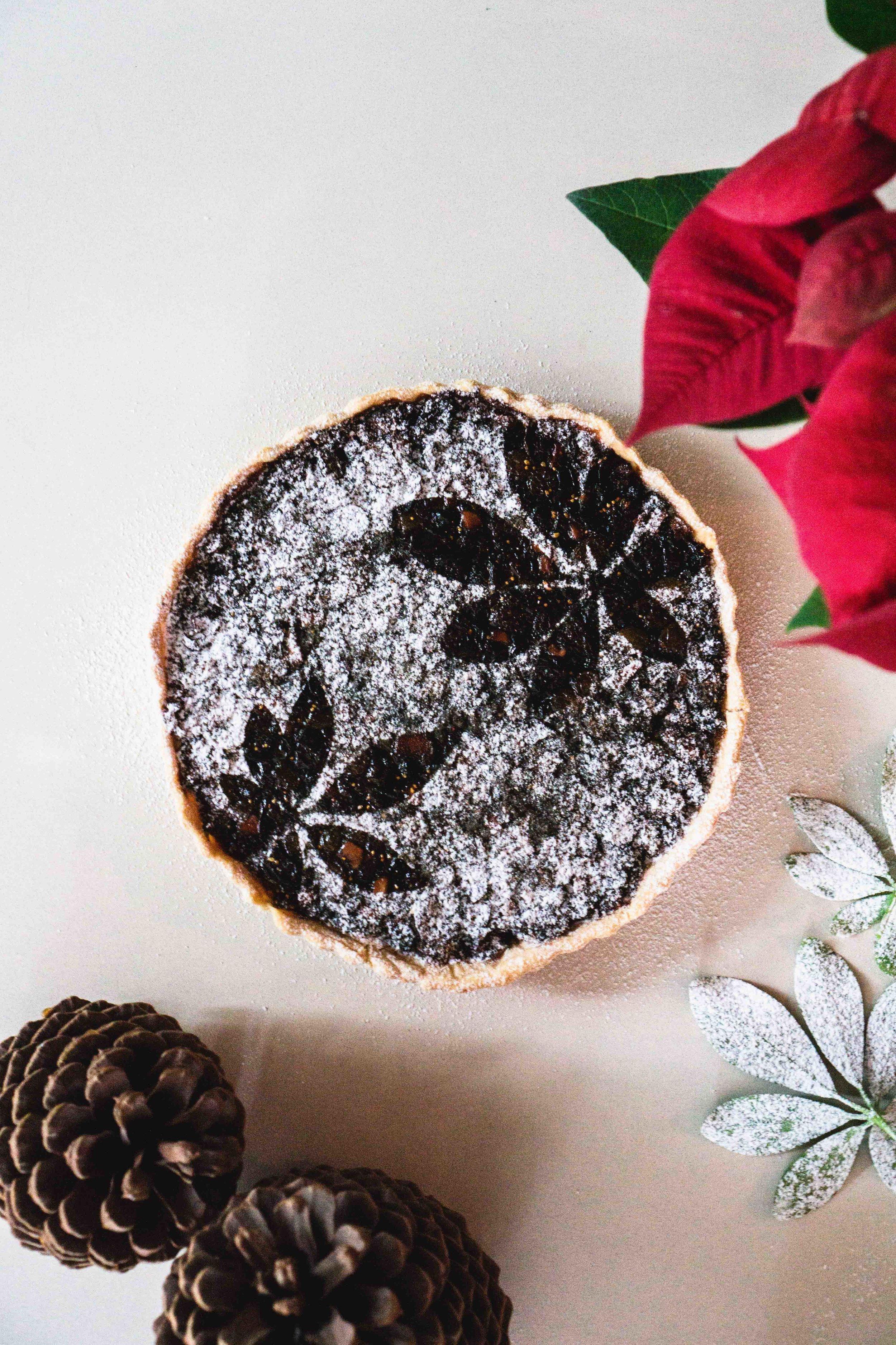 Christmas Mince Pie-Tart