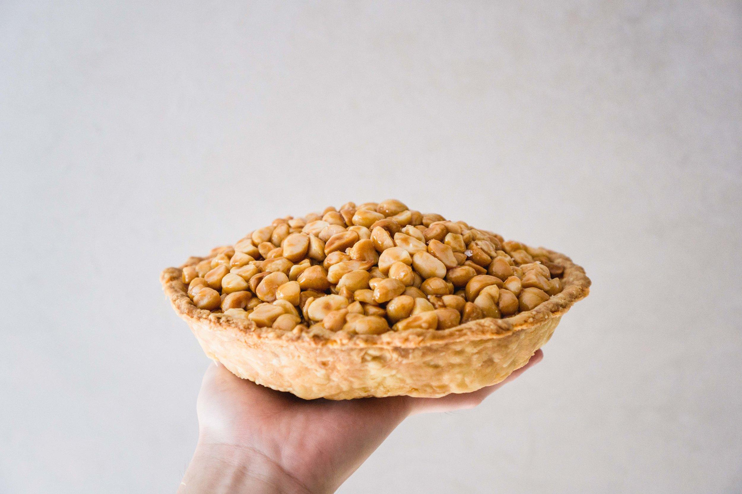 Macadamia Tart