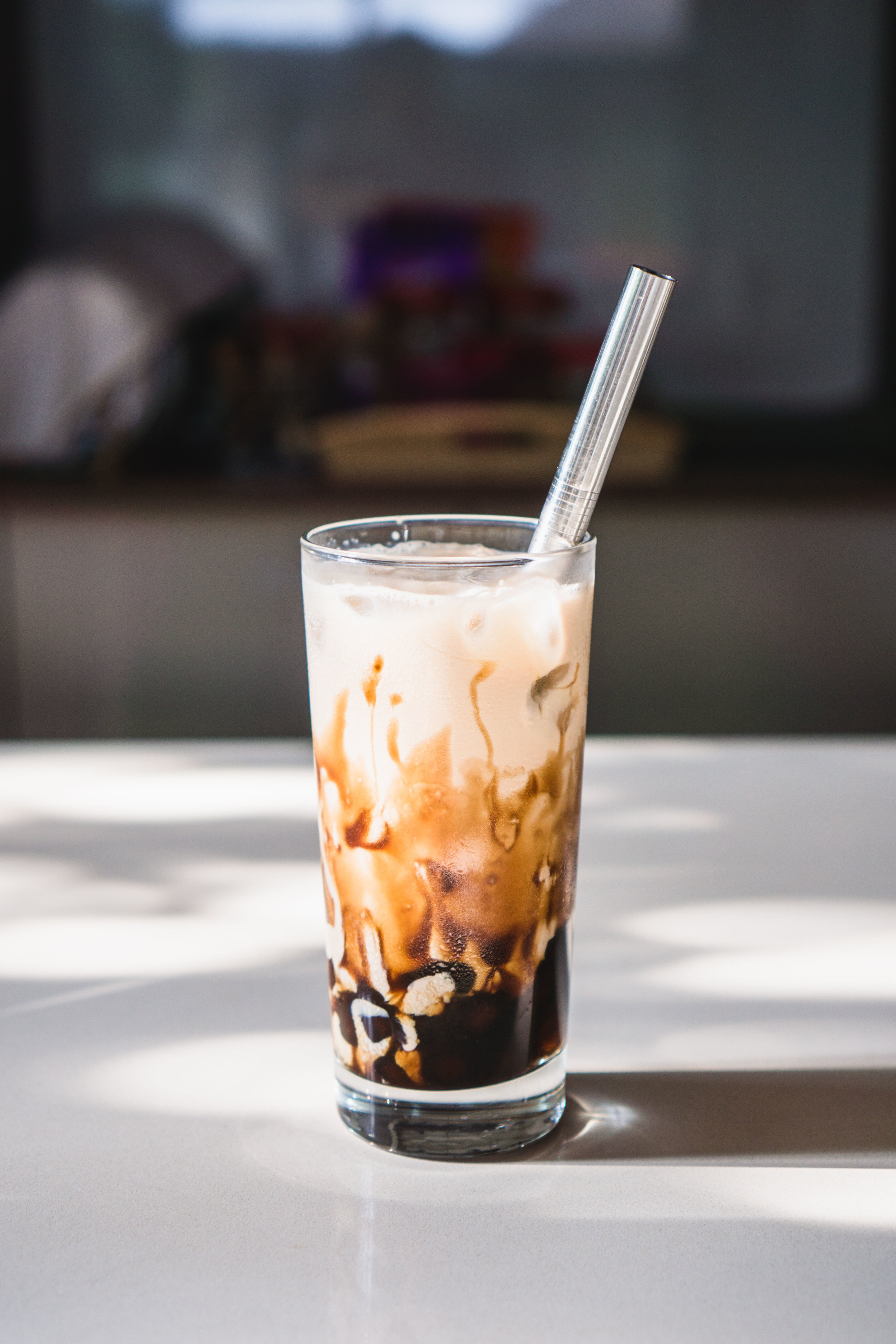 Brown Sugar Bubble Tea