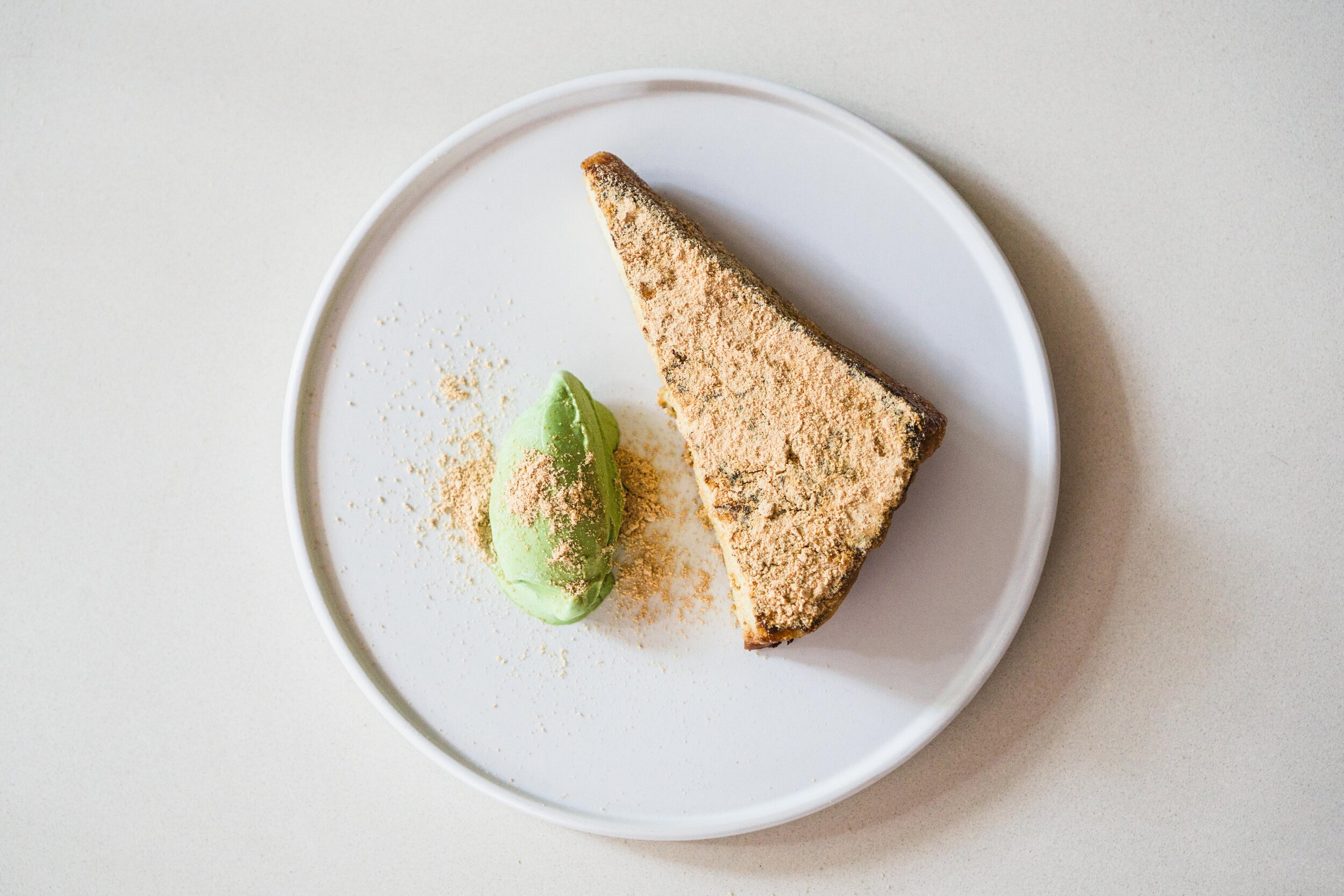 Kinako French Toast