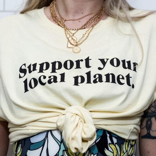 It's #WorldEnvironmentDay2019 - what are you doing to honor our Mother Earth? Repost @goodonyou_app #sustainablefashion #ethicalfashion #consciousconsumers