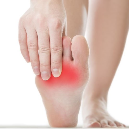 Ball of the Foot Pain