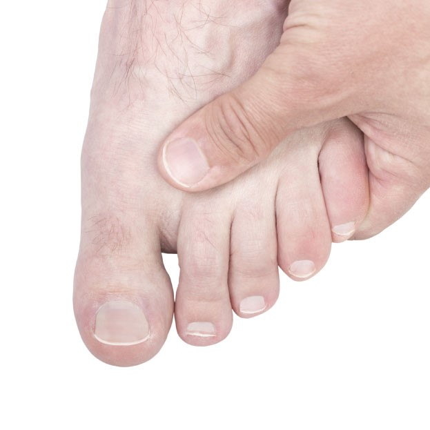 Top of the Foot Pain