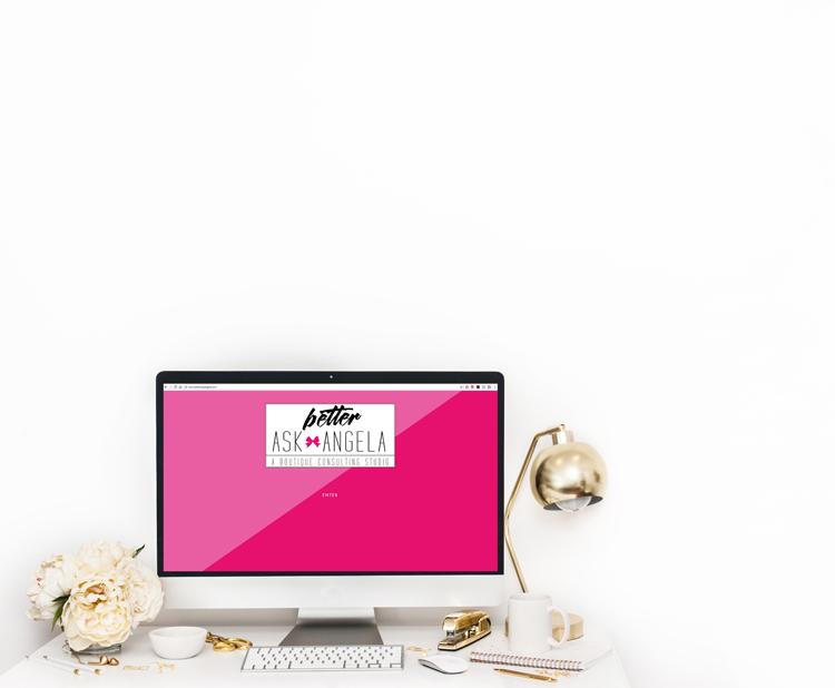 Website Design - squarespace platform