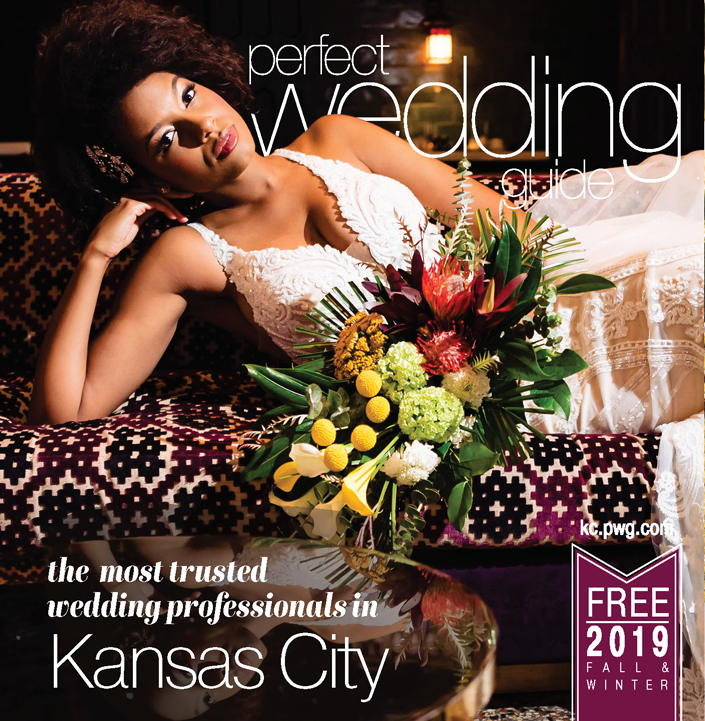 FALL-WINTER 2019 ISSUE KANSAS CITY PERFECT WEDDING GUIDE CREATIVE DIRECTOR  VIEW ONLINE