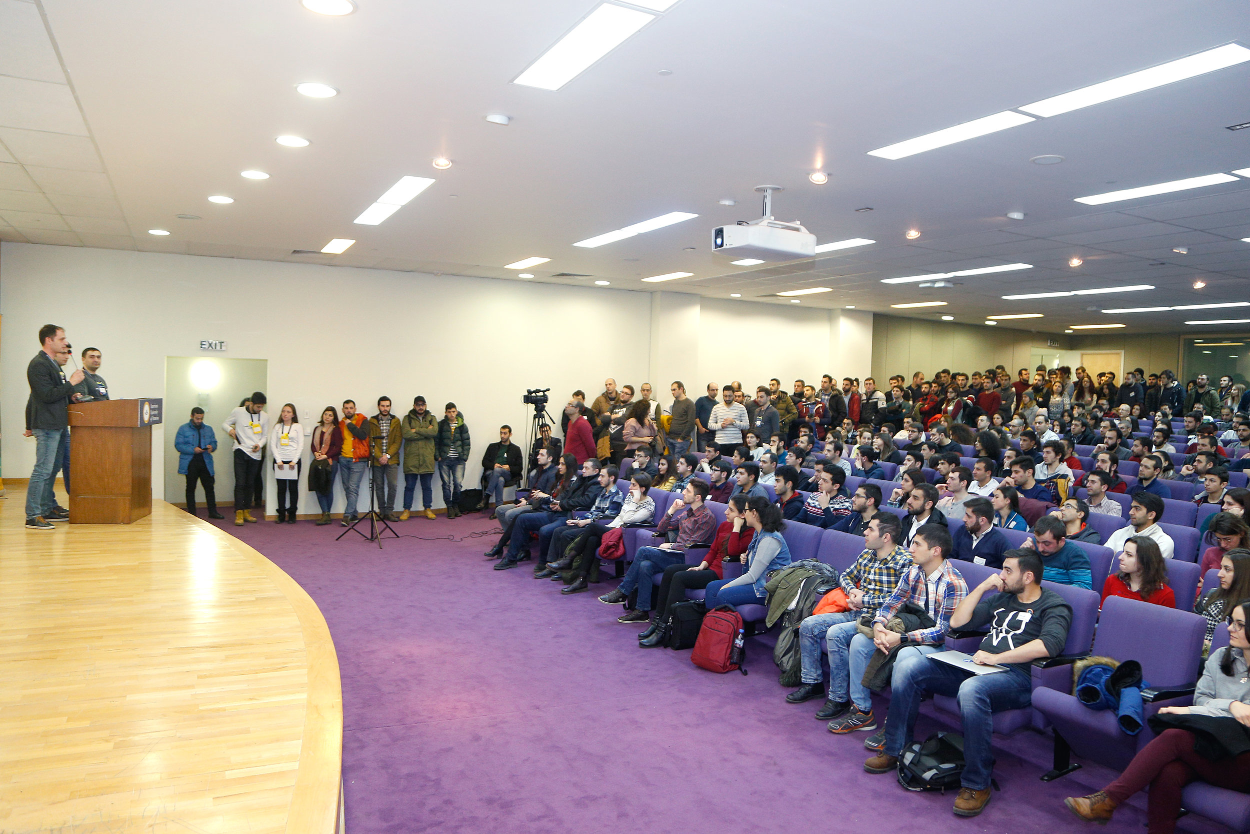 JS Conf Armenia hosted more than 700 JavaScript developers