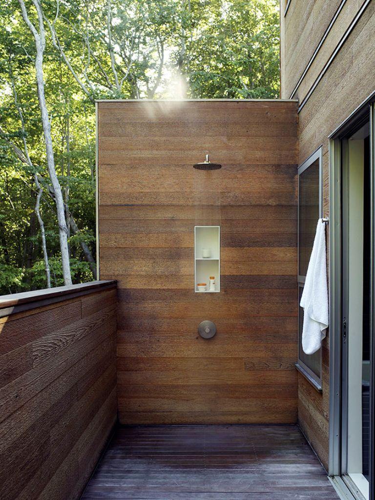 Outdoor Shower Tacoma Washington