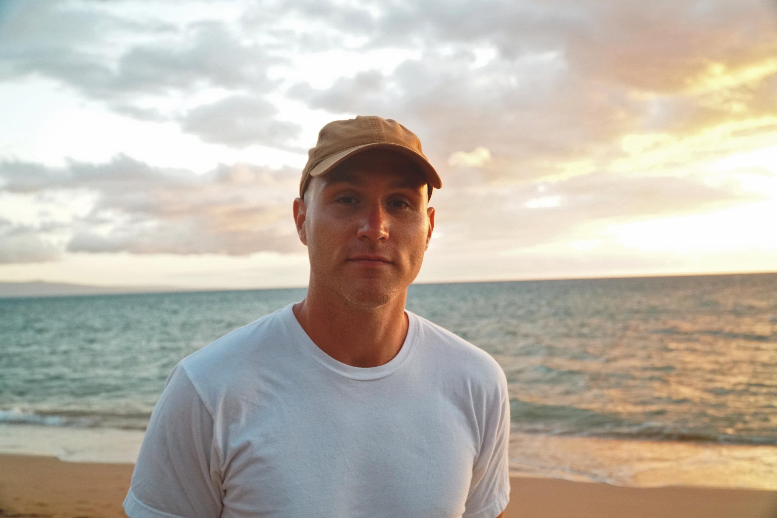 Alex on Maui
