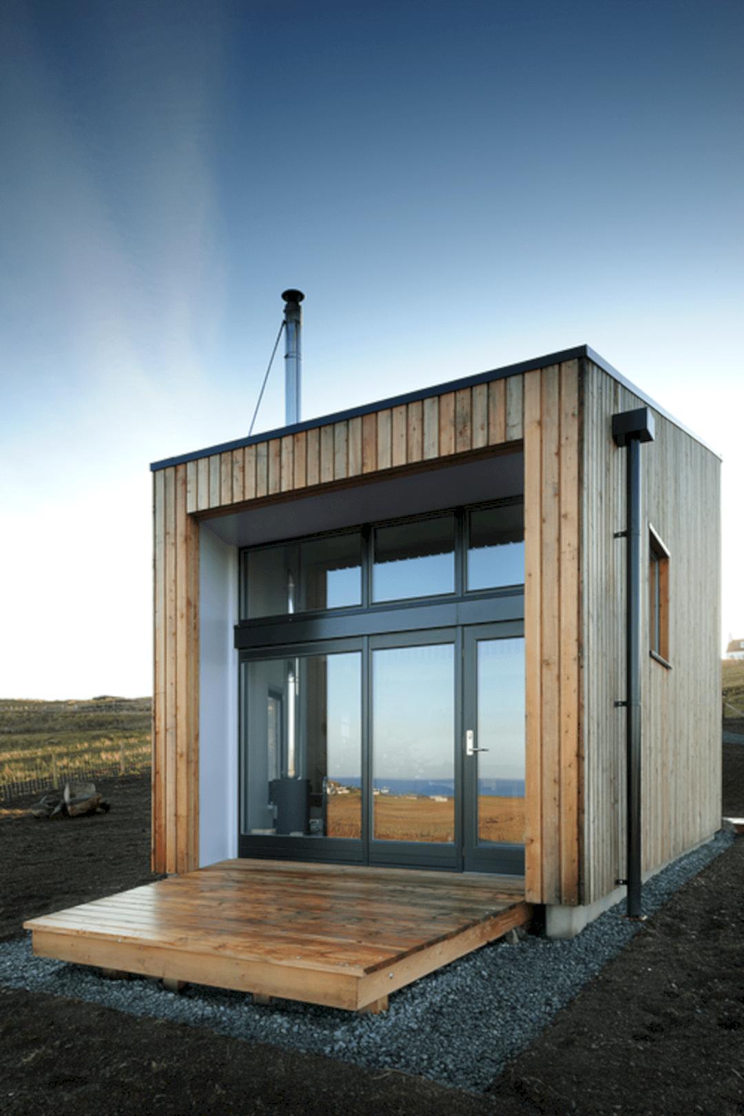 Tacoma Tiny House Company Modern Home Builder