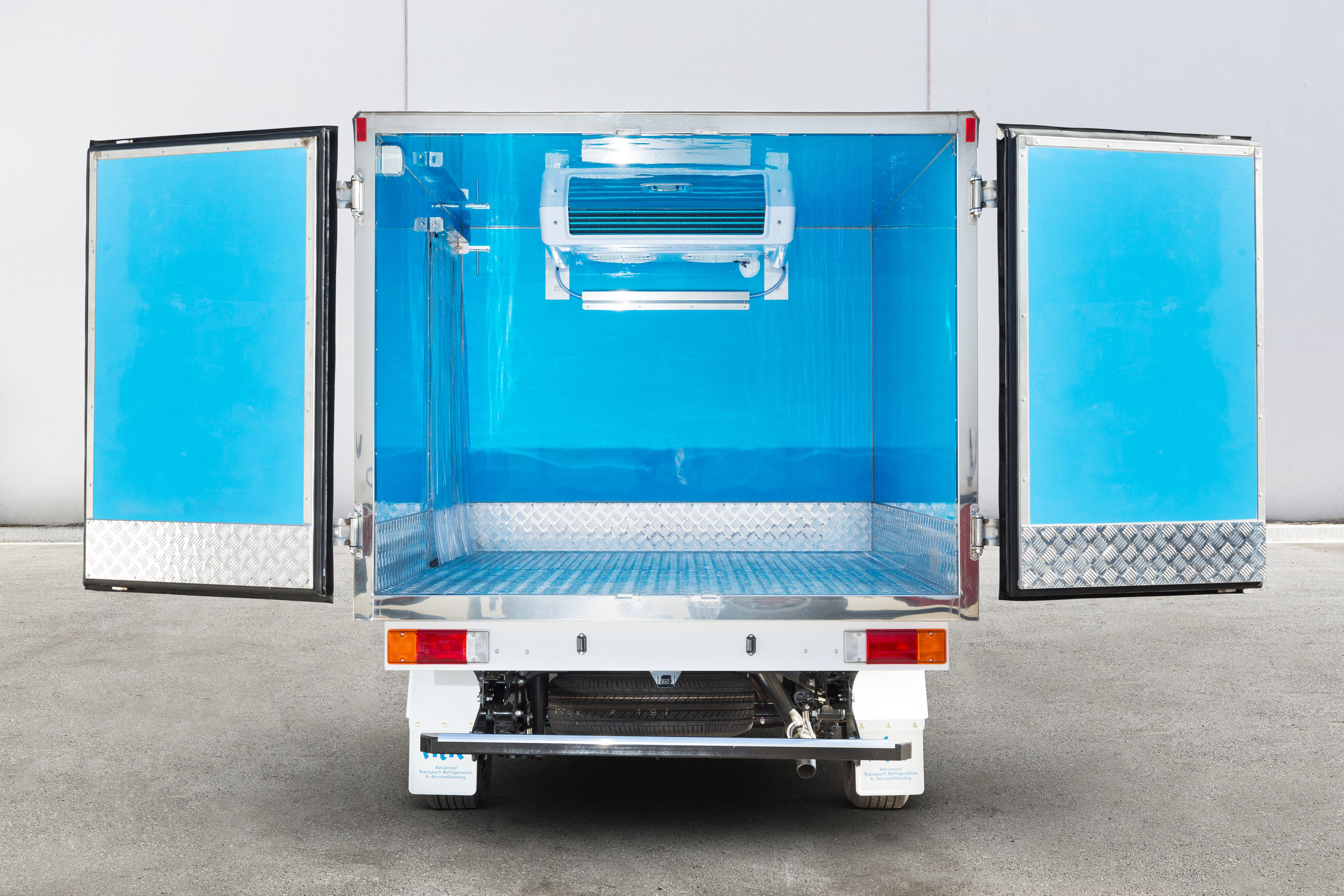Hilux Ute Refrigerated Box