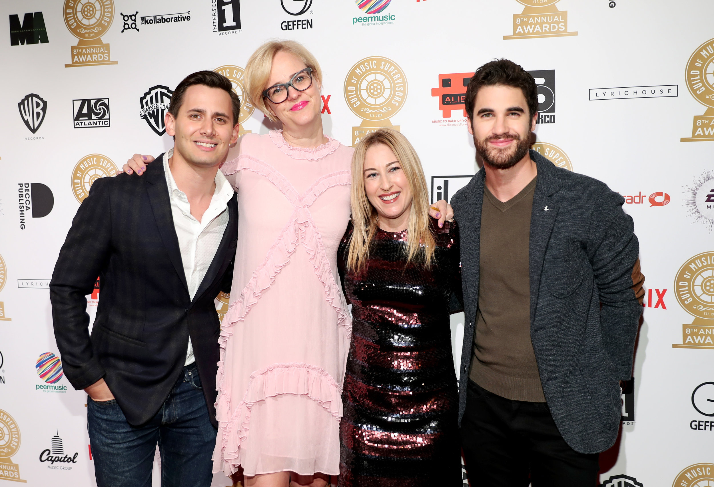 8th Annual Guild of Music Supervisors Awards | Pop Disciple | Film