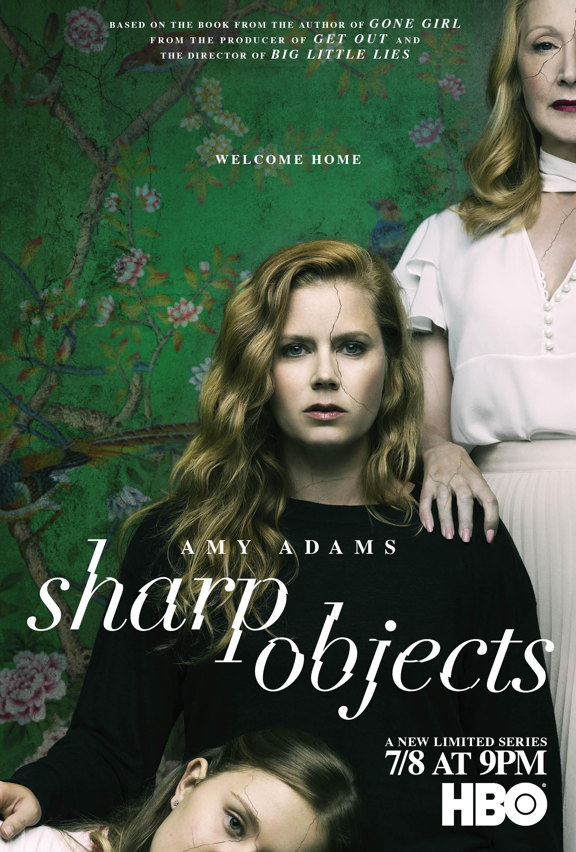 Pop Disciple Sharp Objects HBO Susan Jacobs Evyen Klean