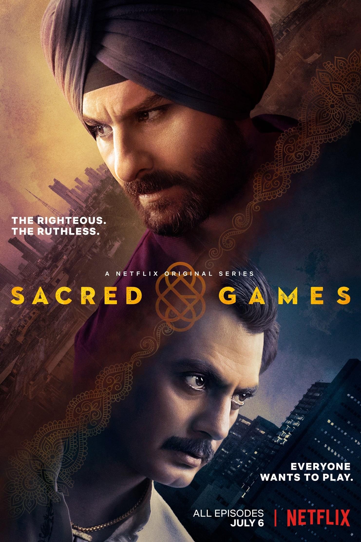 Pop Disciple Netflix India Sacred Games Alokananda Dasgupta