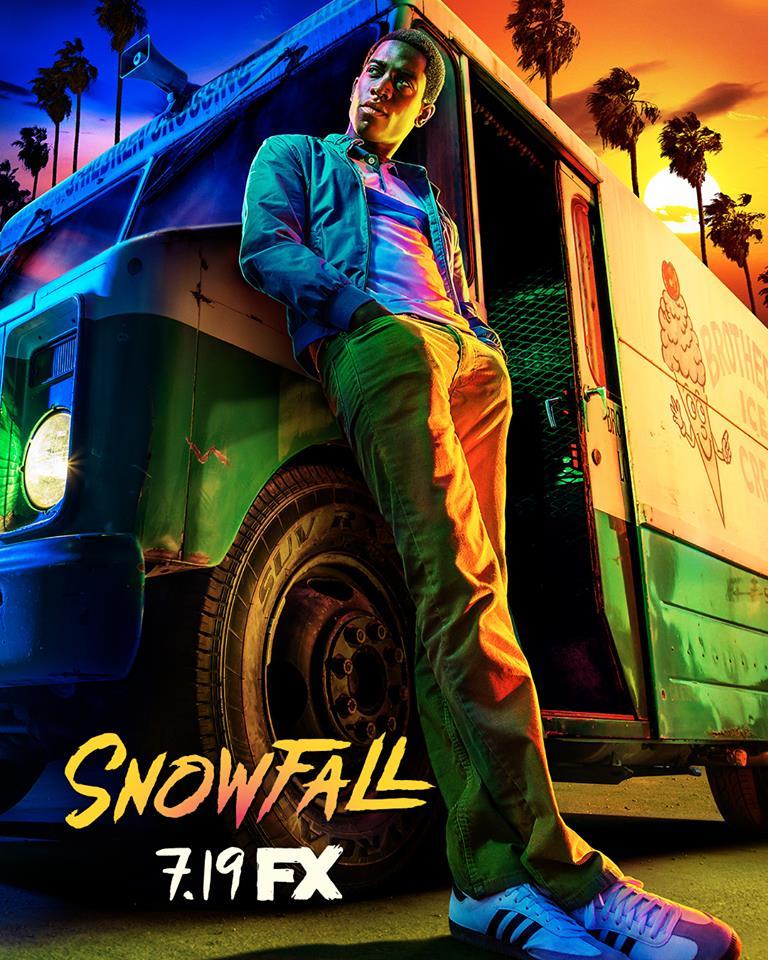 Pop Disciple Snowfall FX Jeff Russo Maggie Phillips