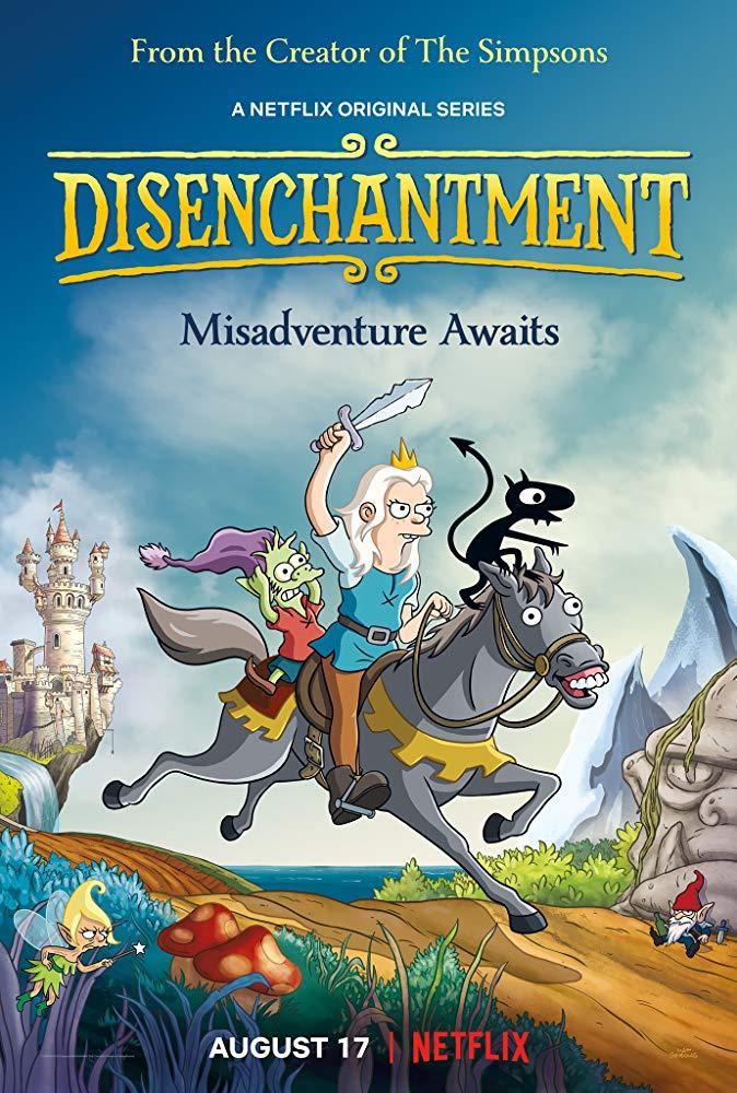 Pop Disciple Netflix Disenchantment Matt Groening Mark Mothersbaugh