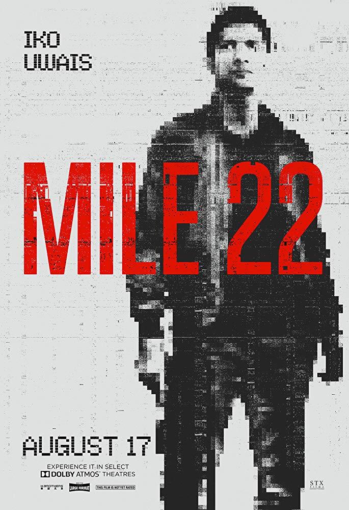 Pop Disciple Mile 22 STX Entertainment Peter Berg Jeff Russo Jason Markey