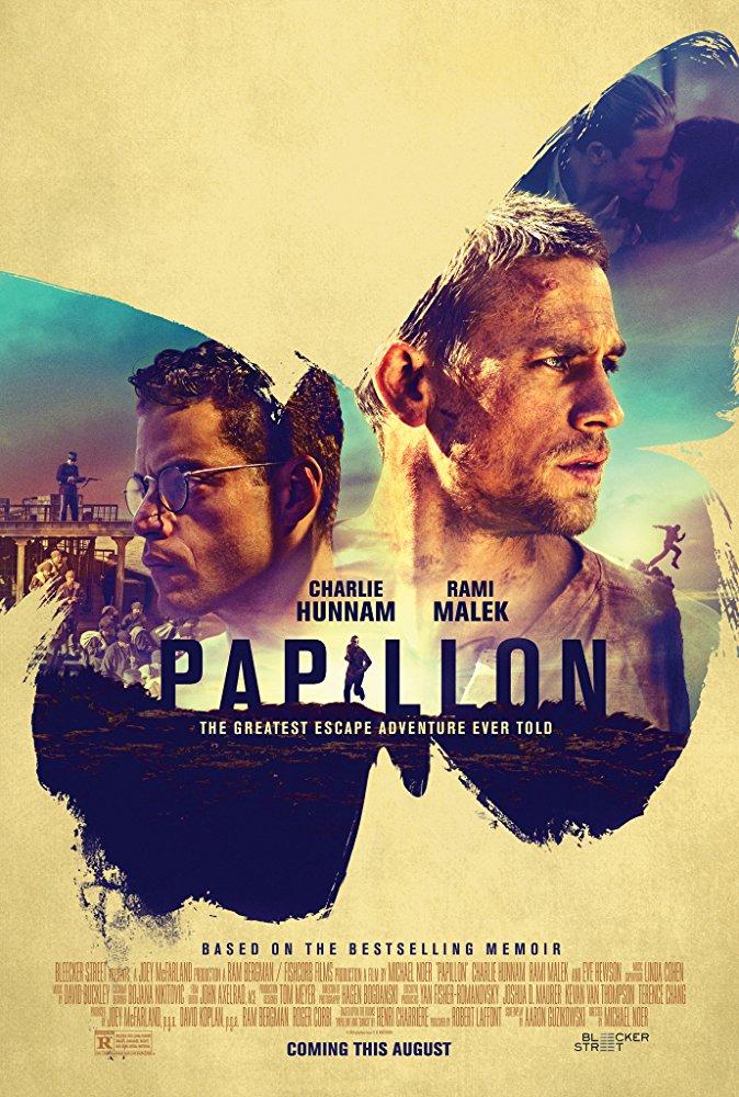 Pop Disciple Papillon Michael Noer David Buckley Linda Cohen