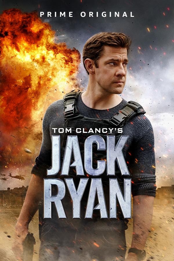 Pop Disciple Amazon Studios Tom Clancy Jack Ryan Ramin Djawadi P.J. Bloom