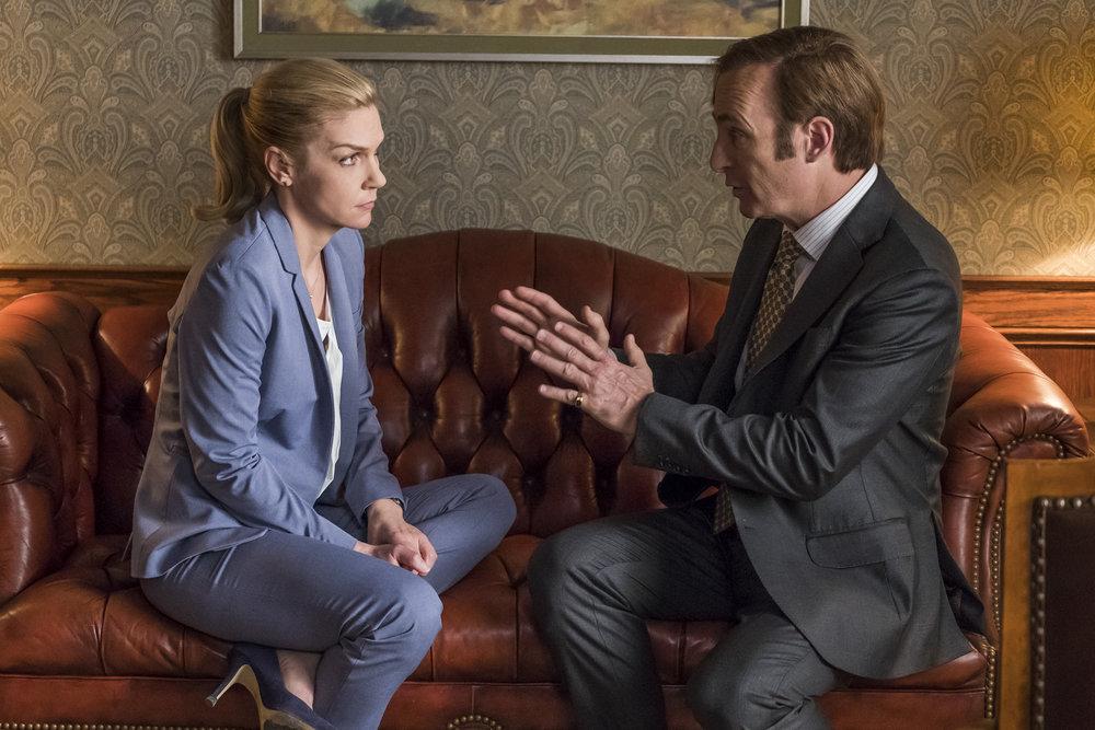 Pop Disciple AMC Better Call Saul Season 4 Nicole Wilder Dave Porter Thomas Golubić