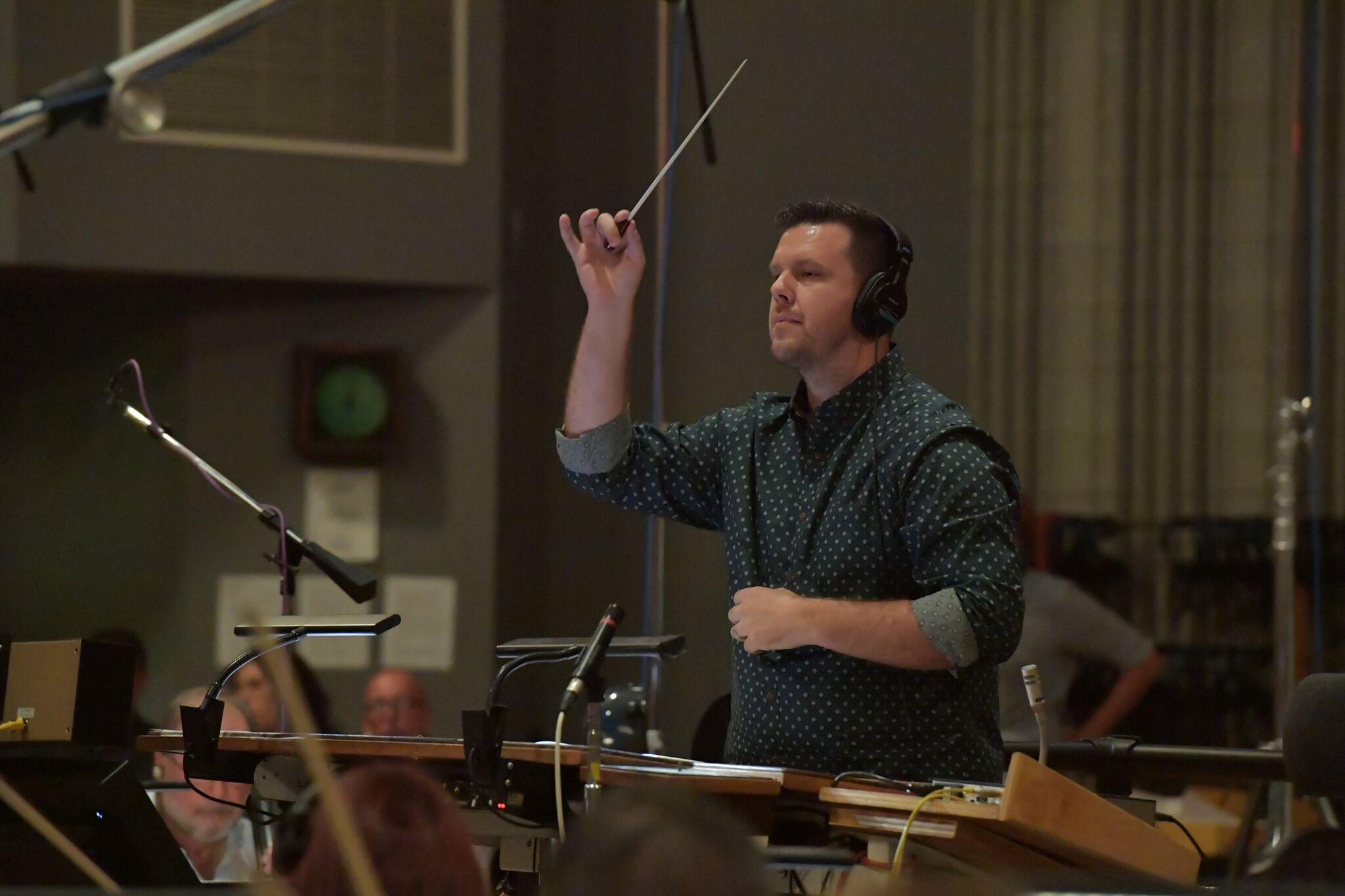 Pop Disciple PopDisciple ASCAP ASCAP Film Scoring Workshop Richard Bellis Michael Todd Jennifer Harmon Film Music Film Scoring Score Fred Smith