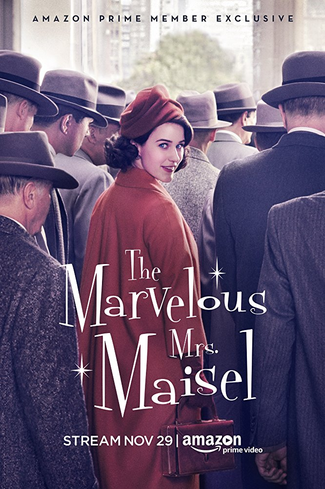 Pop Disciple PopDisciple Robin Urdang The Marvelous Mrs. Maisel Amy Sherman-Palladino Dan Palladino Emmy Emmys Primetime Emmy Awards Amazon Studios Outstanding Music Supervision Music Supervisor Guild of Music Supervisors